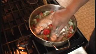 Jamaican Steamed Fish Recipe.