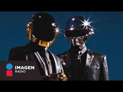 Daft Punk se separa después de 28 años