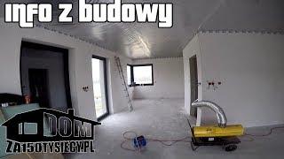 Jak samemu zamontować folię paroizolazyjną? Czy nagrzewnica 20KW wystarczy? #domza150tysiecy.pl