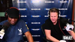 Actor Dash Mihok Interview: Raps Live + Talks About Jacking Off on Camera