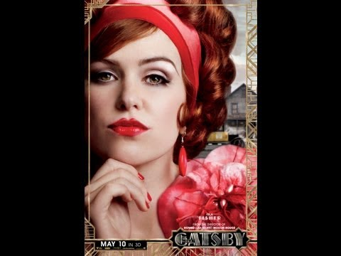 The Great Gatsby - Isla Fisher Inspired Make-up Tutorial