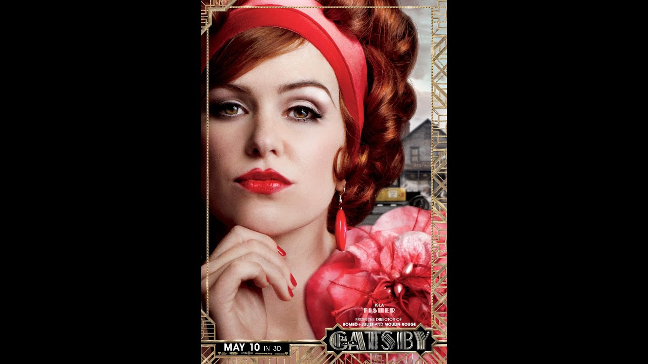 The great gatsby isla fisher inspired make up tutorial youtube the great gatsby isla fisher inspired make up tutorial baditri Gallery
