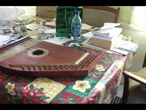 Tuning the Zither