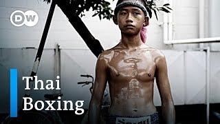 Muay Thai child boxers | DW Feature