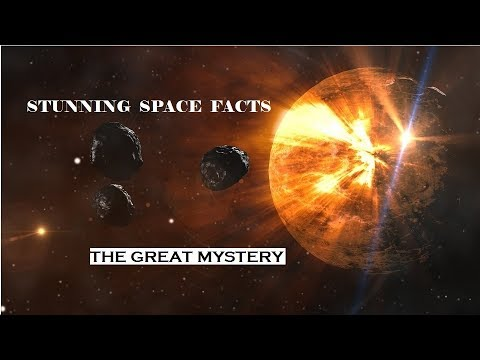 Stunning facts about space you need to know || Space information