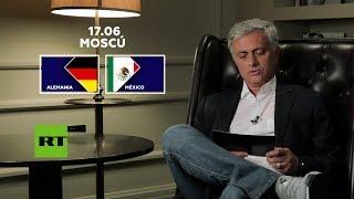 El Análisis de Mourinho | Grupo F | Alemania - México