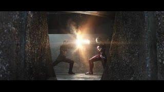 Фильм Первый мститель: Противостояние за минуту