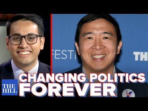 Saagar Enjeti: Yang qualifies for debate, changes politics forever