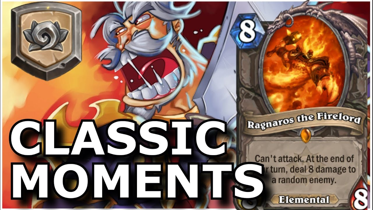 Hearthstone - Best of Classic Moments