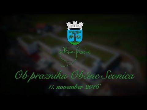 Osrednja slovesnost ob prazniku Občine Sevnica - 2016