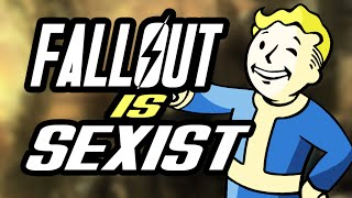 FALLOUT vs Anita Sarkeesian - Everything is Sexist