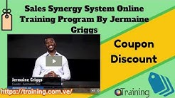 Sales Synergy System Online Training Program By Jermaine Griggs Download
