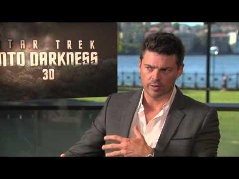 Karl Urban Interview For Star Trek Into Darkness