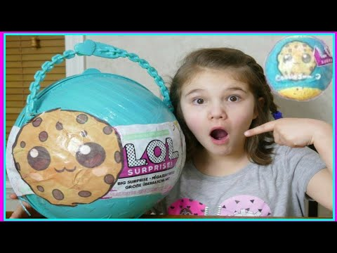 LOL Cookie Swirl C Big Surprise! Custom Youtuber LOL Big Surprise Ball! streaming vf