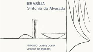 """Tom Jobim & Vinicius de Moraes - """"O Planalto Deserto"""" do disco """"Sinfonia da Alvorada"""" (LP 1960)"""