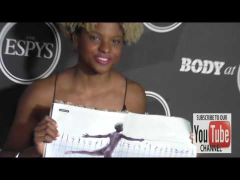 Nzingha Prescod at the BODY ESPY Pre Party at Avalon Nightclub in Hollywood