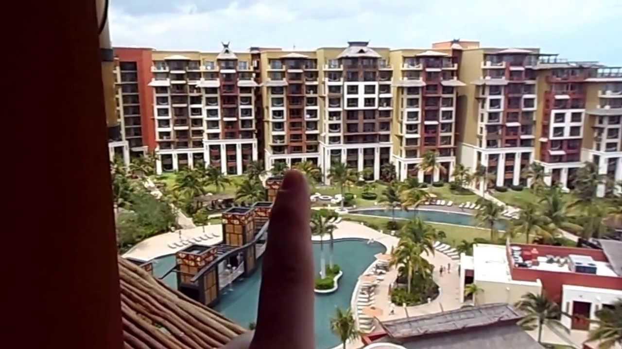 Villa Del Palmar Canucn 2 Bedroom Suite - YouTube