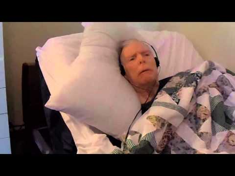 My Grandpa with Alzheimer's Reacts to his Favorite Music