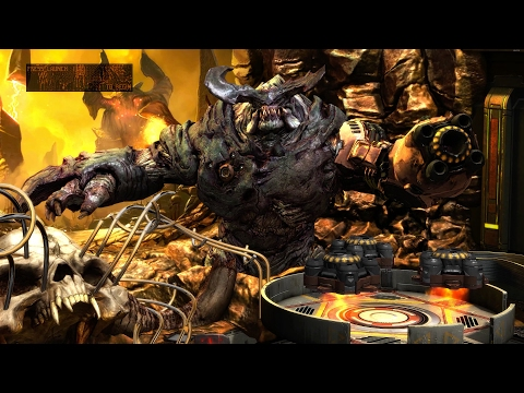 Zen Pinball 2 | DOOM | Cyberdemon Defeated!