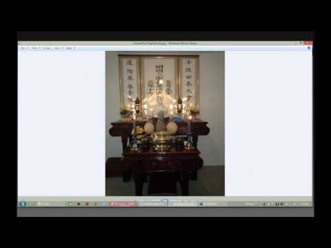 The I Kuan Tao Rituals - The Shrine