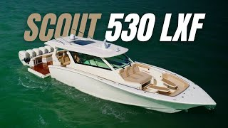 Walk-Through: Scout 530LXF | 6 Mercury 400s