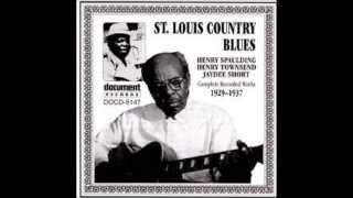 Henry Townsend, Poor man blues