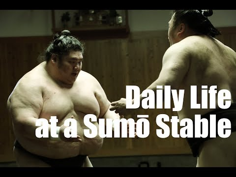 Daily Life at a Sumō Stable | nippon.com