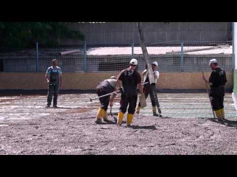 Building the Bulut Court