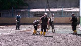 Building the Bulut Court