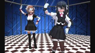 MMDオリジナルモデル「LOL」を踊ります Resimi