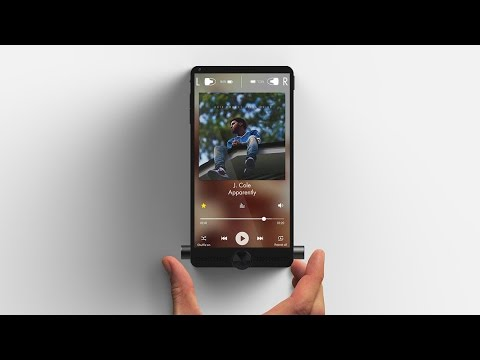 Sony Xperia Walkman R || Concept || 2017 || HD