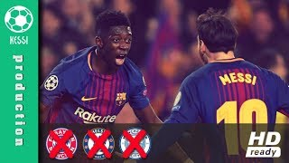 FC Barcelona Destroy BIG TEAMS In Europe - Part 2