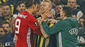 Zlatan Ibrahimovic - Best Fights & Angry Moments2016/2017 HD