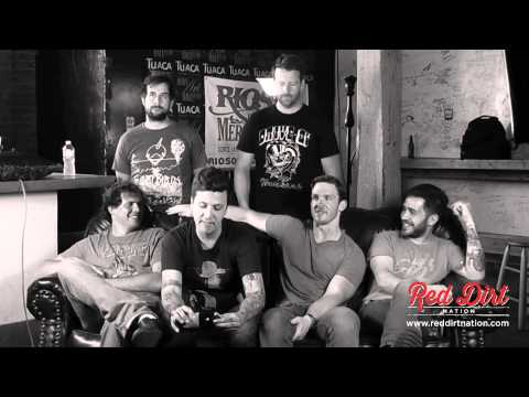 American Aquarium - Interview @ The Wormy Dog Saloon