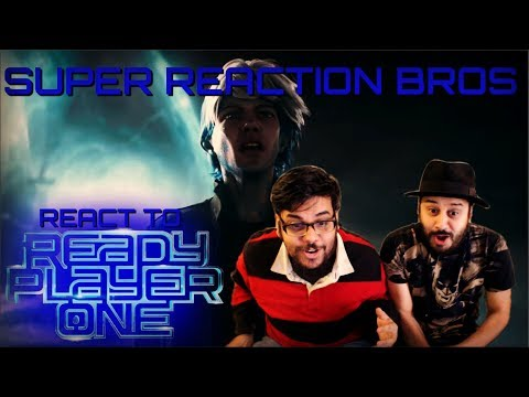 SRB Reacts to Ready Player One Official Trailer!!!!