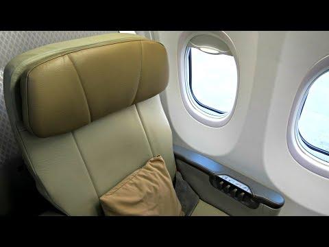 Malindo Air Business Class Review: Flight OD805 Kuala Lumpur to Singapore