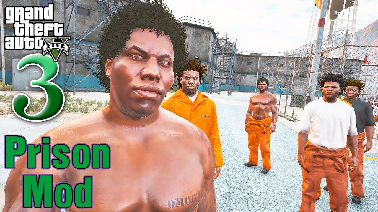 ក្រុមបងធំFamilies - Joined Families Gang GTA 5 Redux Prison MOD Ep3 Khmer|VPROGAME