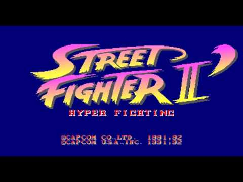 Street Fighter II Arcade Music - Vega Stage - CPS1