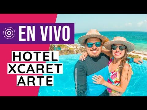 Hotel Xcaret Arte EN VIVO Sin Postal