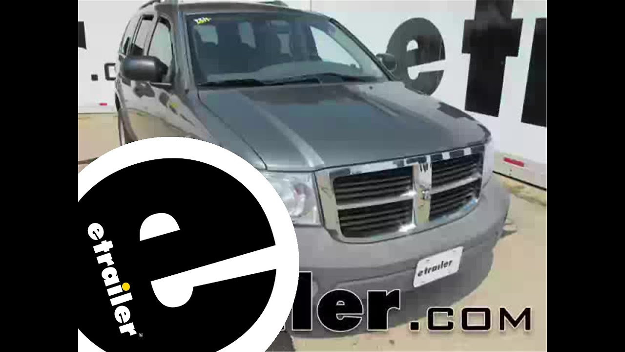 hight resolution of install trailer wiring 2007 dodge durango 118390 etrailer com