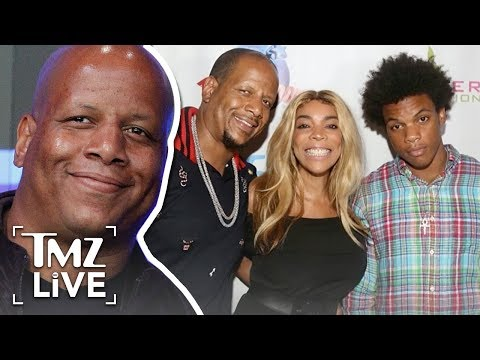 Wendy Williams' Son Arrested for Assault after Punching Dad | TMZ Live