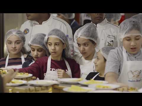 International Chefs Day | Kids Events | The Emirates Culinary Guild | Nestle | ICCA