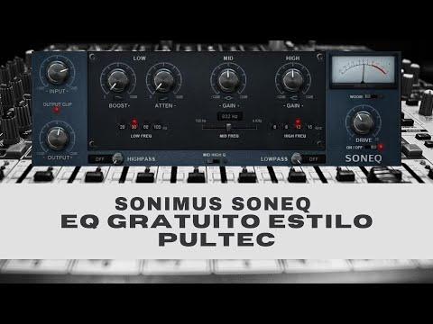 Sonimus SonEQ - Equalizador estilo pultec Gratuito