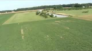 landing cgs hawk at posey patch