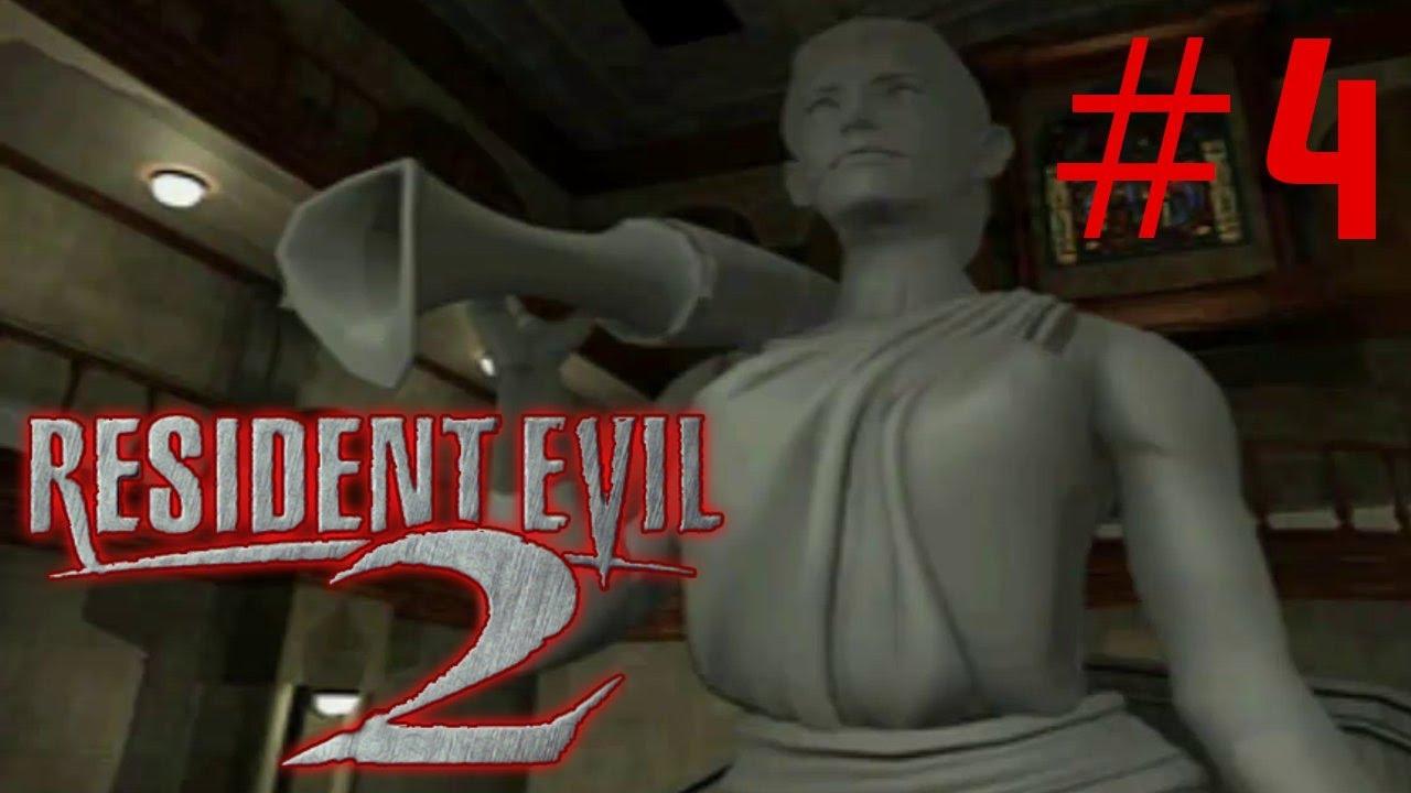 Lets Play Resident Evil 2 4 Gut Versteckter Schlüssel Deutschhd