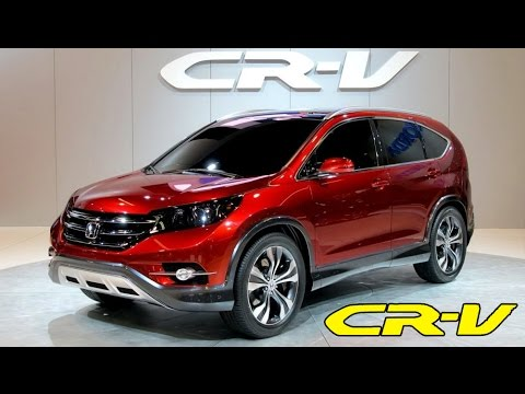 Honda CRV 2016 review | Play Now HD Video
