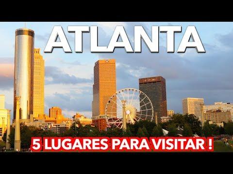 Los 5 Lugares Más Visitados De Atlanta Georgia