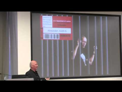NSA Expert, James Bamford, Discusses Privacy and Surveillance