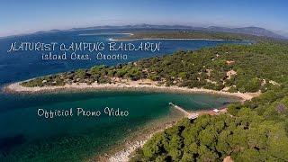 Naturistički kamp Baldarin - Otok Cres  (Official Promo)