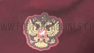 Форму сборной России на Евро-2016 показали пользователям Сети